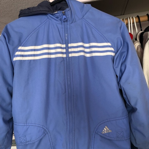 adidas Sweaters - Kids adidas coat